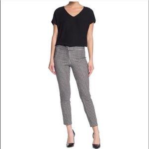 Amanda & Chelsea Ponte Knit Slim Leg Pants